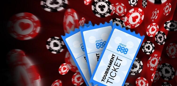 888 Покер бонуси и акции