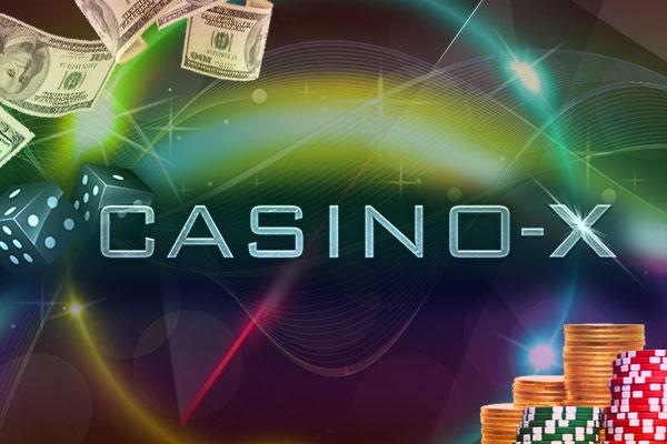 Casino X - казино для новичков