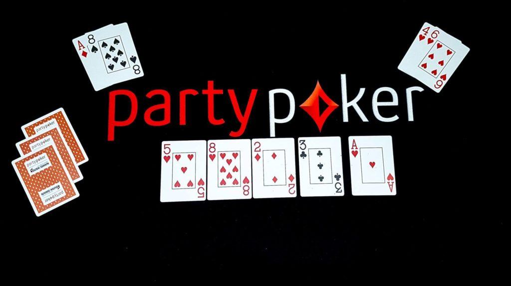 PartyPoker игры