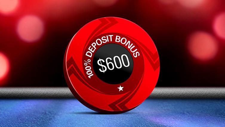 Бонусы от PokerStars
