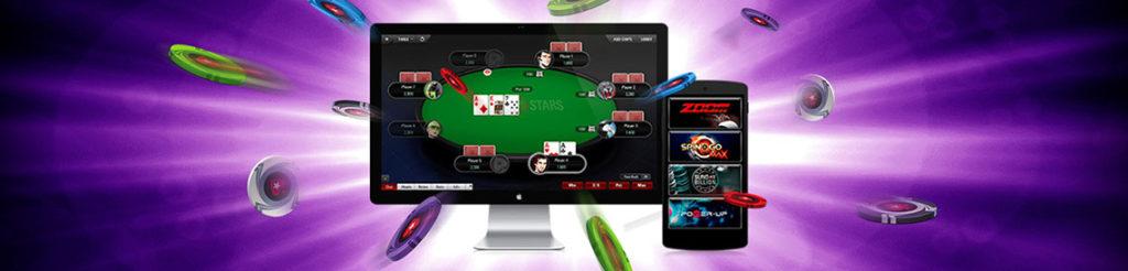 Игры и софт PokerStars